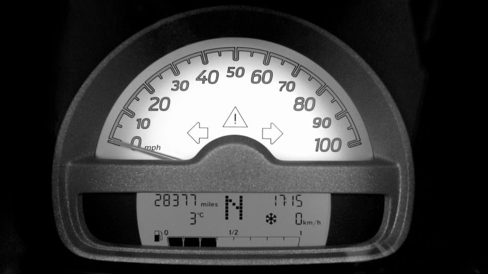 web developer measure performance odometer