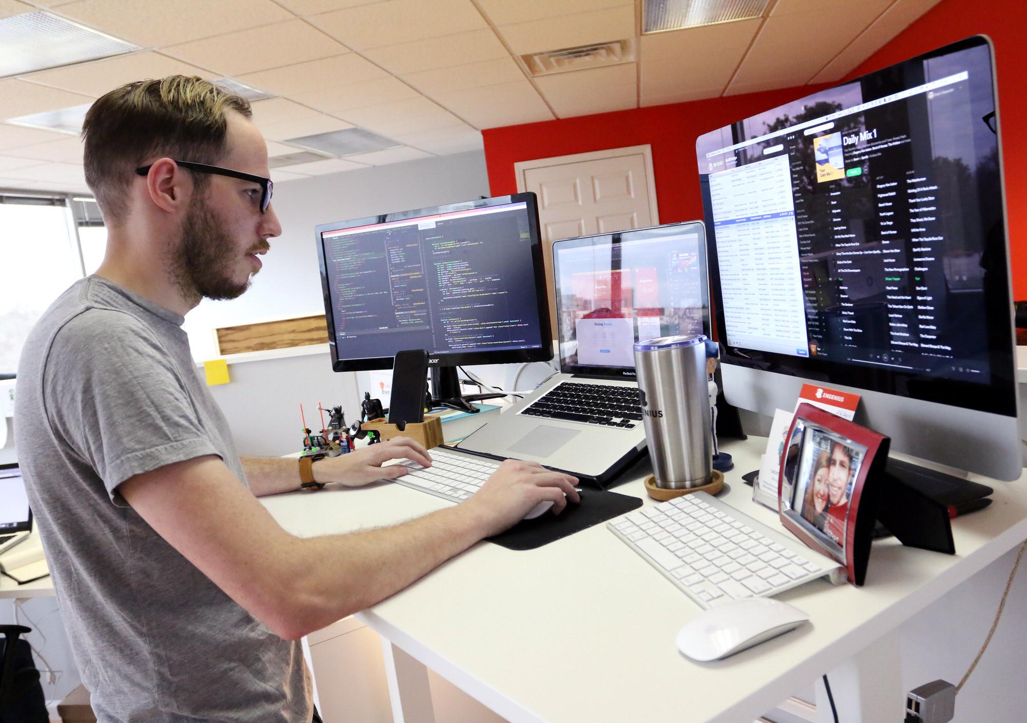 Meet the Team: Brent Alexander, Web Developer