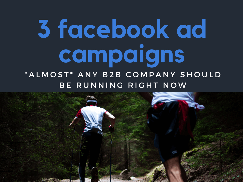 b2b facebook advertising featured image
