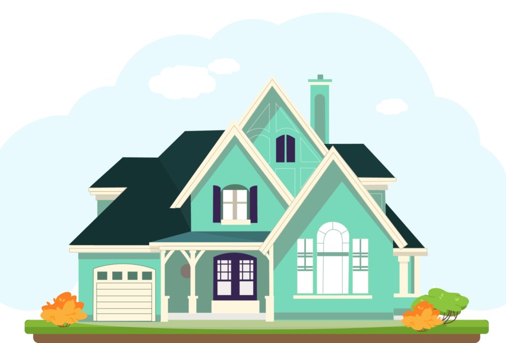Custom Home is like a Custom Website Graphic