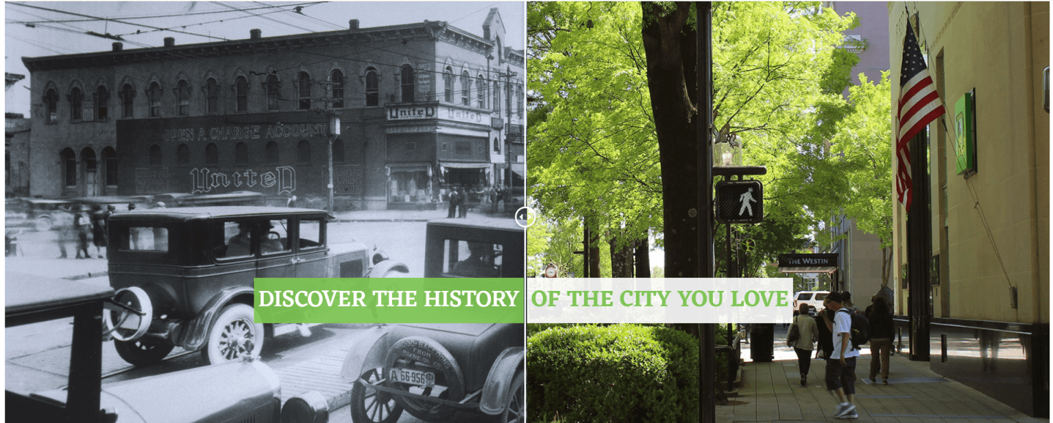 This Website Gives Greenville's History a Fresh Look