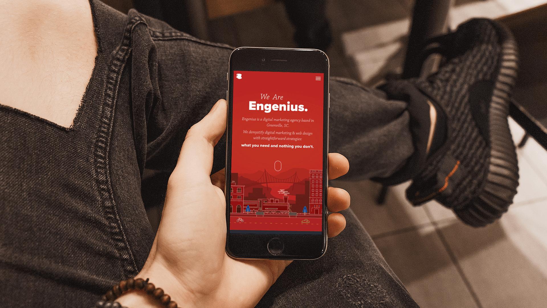 Mobile First Web Design or Journey Driven Design?