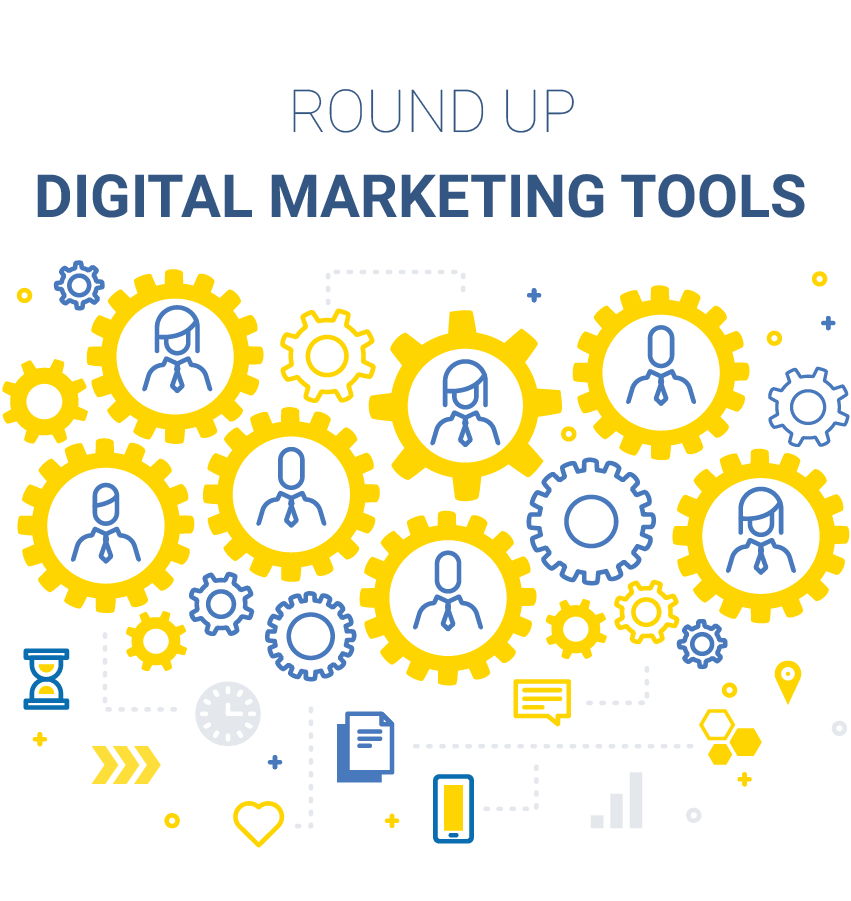 25 Best Free Digital Marketing Tools for 2020