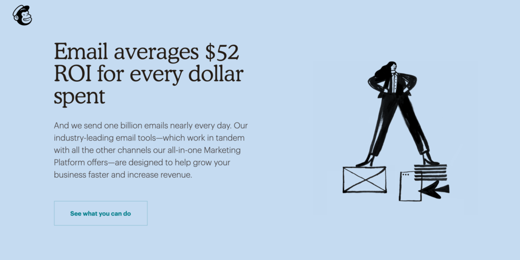 mailchimp web design