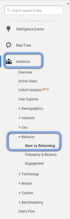 analytics-new-vs-returning