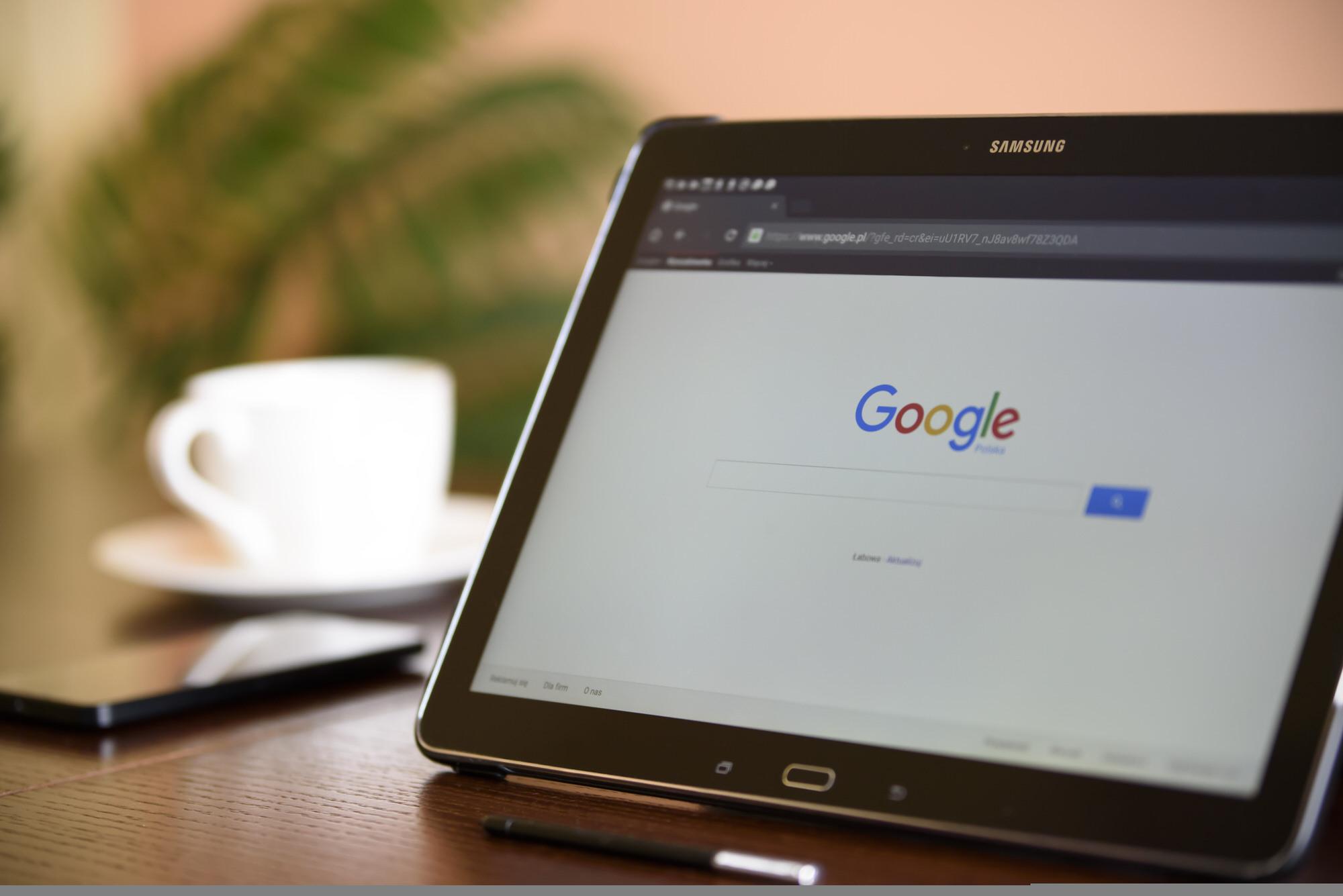 google-homepage-seo
