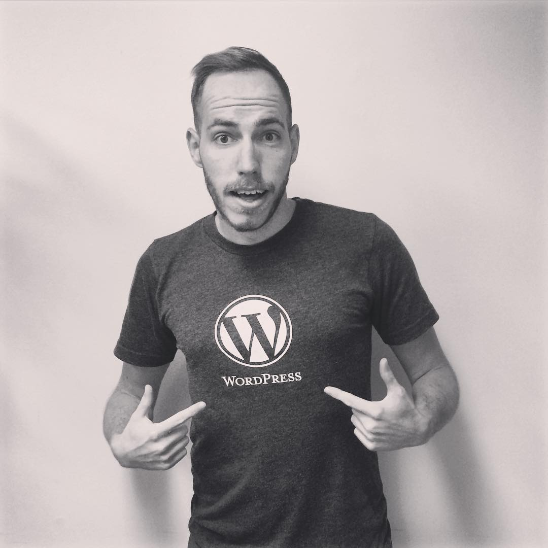 building a website with wordpress featured image