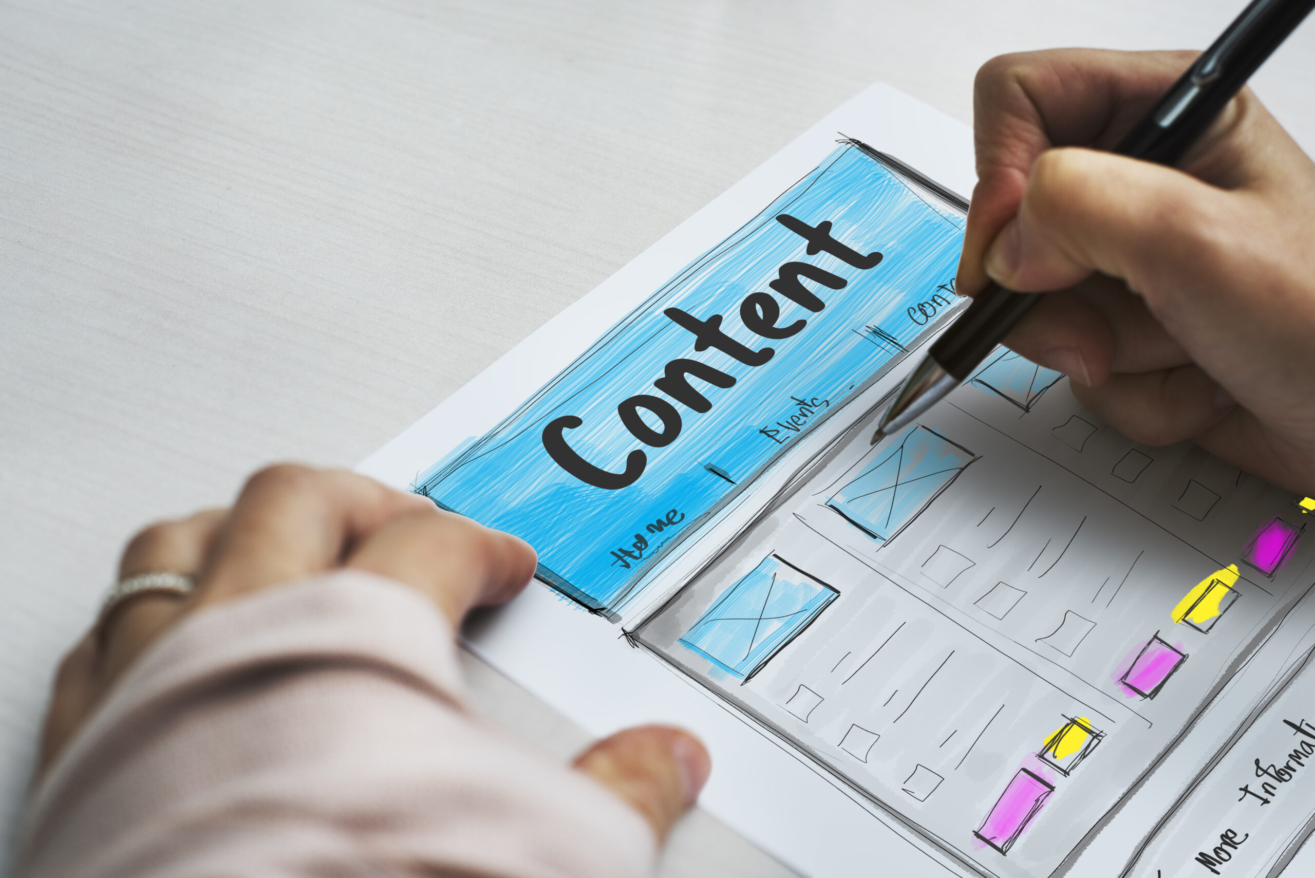 Why You Need Content Driven Web Design