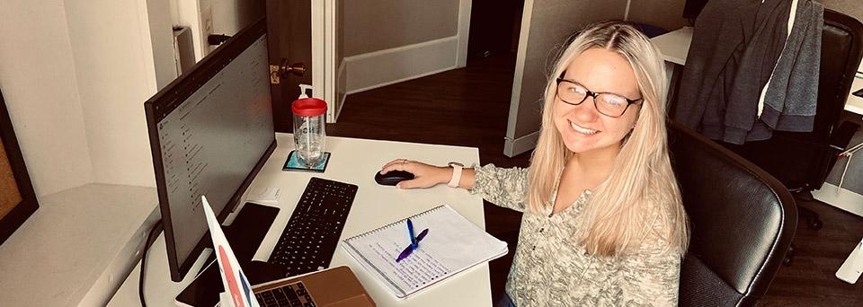Cassidy Krasinski Joins the Team
